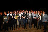 Championship team #98 Byan Herta Autosport W Curb-Agajanian Hyundai Veloster N TCR, TCR: Mark Wilkins, Michael Lewis, #21 Byan Herta Autosport W Curb-Agajanian Hyundai Veloster N TCR, TCR: Mason Filippi, Harry Gottsacker and team members