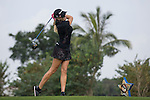 Natalie Gulbis plays during the World Celebrity Pro-Am 2016 Mission Hills China Golf Tournament on 23 October 2016, in Haikou, Hainan province, China. Photo by Victor Fraile / Power Sport Images
