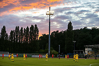 Illustration picture shows a female soccer game between FC Femina White Star Woluwe and Club Brugge YLA on the second matchday in the 2021 - 2022 season of Belgian Scooore Womens Super League , Friday 27 th of August 2021  in Woluwe , Belgium . PHOTO SPORTPIX | SEVIL OKTEM