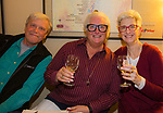 """Danny Taylor, Jacque Ewing-Taylor and Connie Hansen during the Reno Magazine """"Bubbles Tasting"""" event at Total Wine in Reno on Friday night, February 9, 2018."""