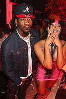 MIAMI, FL - JANUARY 30: Offset and Cardi B at At Club LIV during Super Bowl Weekend in Miami, Florida on January 30, 2020. Credit: Walik Goshorn/MediaPunch