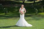 Lauren Kelly Carlton, the bride