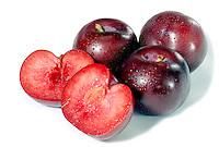 Black plums