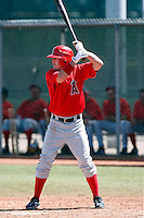 Brad Coon - Los Angeles Angels - 2009 spring training.Photo by:  Bill Mitchell/Four Seam Images