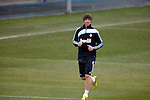 Madrid (25/02/10).-Entrenamiento del Real Madrid..Guti...© Alex Cid-Fuentes/ ALFAQUI..Madrid (25/02/10).-Training session of Real Madrid c.f..Guti...© Alex Cid-Fuentes/ ALFAQUI.