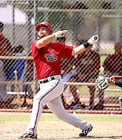 Ed Easley / Arizona Diamondbacks 2008 Instructional League..Photo by:  Bill Mitchell/Four Seam Images
