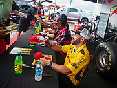 funny car, Camry, J.R. Todd, DHL, pitpass