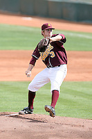 Jordan Swagerty, Arizona State Sun Devils .Photo by:  Bill Mitchell/Four Seam Images.