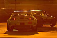 22-25 January, 2009, Daytona Beach, Florida USA.#40 Dempsey Racing RX-8 of Patrick Dempsey,Charles Espenlaub,Joe Foster & Joe Foster.©F.Peirce Williams 2009.F.Peirce Williams.photography