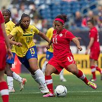 Canada vs Brazil March 24 2012