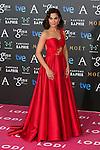 Toni Acosta attend the 2015 Goya Awards at Auditorium Hotel, Madrid,  Spain. February 07, 2015.(ALTERPHOTOS/)Carlos Dafonte)