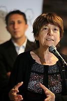 Francoise David, 31 mai 2015<br /> <br /> PHOTO : Agence Quebec Presse