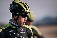 Mathew Hayman (AUS/Michelton-Scott)<br /> <br /> Michelton-Scott training camp in Almeria, Spain<br /> february 2018