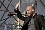 ROBERTO SAVIANO<br /> MANIFESTAZIONE PER LA LIBERTA' DI STAMPA PROMOSSA DAL FNSI<br /> PIAZZA DEL POPOLO ROMA 2009