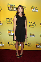 "LOS ANGELES - JUN 5:  Maia Mitchell arriving at the Premiere Of Disney Channel's .""Let It Shine"" at DGA Theater on June 5, 2012 in Los Angeles, CA"