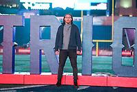 Der deutsche FB Jakob Johnson spielt für den amtierenden Super Bowl Champion New England Patriots - 10.12.2019: New England Patriots, Gillette Stadium Foxboro