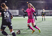 Ludmila Matavkova (9 Charleroi)  pictured during a female soccer game between Sporting Charleroi and Eendracht Aalst on the 8th  matchday of the 2020 - 2021 season of Belgian Scooore Womens Super League , friday 20 th of November 2020  in Marcinelle , Belgium . PHOTO SPORTPIX.BE | SPP | DAVID CATRY