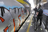 - Trenord,  stazione di Saronno<br /> <br /> - Trenord, Saronno station
