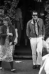 BERNARDO BERTOLUCCI<br /> PIAZZA DEL POPOLO ROMA 1981
