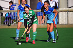 Manawatu v Northland. 2021 National Women's Under-18 Hockey Tournament day two at National Hockey Stadium in Wellington, New Zealand on Monday, 12 July 2021. Photo: Dave Lintott / lintottphoto.co.nz https://bwmedia.photoshelter.com/gallery-collection/Under-18-Hockey-Nationals-2021/C0000T49v1kln8qk