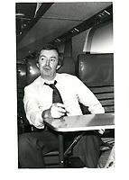 Joe Clark<br /> (date inconnue, circa 1979)<br /> <br /> PHOTO : agence quebec presse