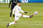 Real Madrid's Carlos Henrique Casemiro during UEFA Champions League match. December 9,2020.(ALTERPHOTOS/Acero)