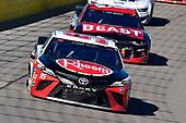 #95: Christopher Bell, Leavine Family Racing, Toyota Camry Rheem-RTP
