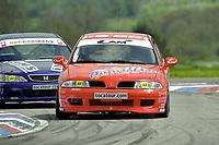 2001 British Touring Car Championship #79 Toni Ruokonen. Team CAM. Mitsubishi Carisma.