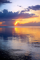 Picture of Sunset over Lake Van, Turkey 3