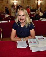 Ariane BOIS - 9eme Salon des Femmes de Lettres - 18/5/2017 - Paris - France.