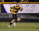 30/04/2008   Copyright Pic: James Stewart.File Name : sct_jspa09_alloa_v_clyde.ADAM COAKLEY CELEBRATES SCORING ALLOA'S SECOND..James Stewart Photo Agency 19 Carronlea Drive, Falkirk. FK2 8DN      Vat Reg No. 607 6932 25.Studio      : +44 (0)1324 611191 .Mobile      : +44 (0)7721 416997.E-mail  :  jim@jspa.co.uk.If you require further information then contact Jim Stewart on any of the numbers above........