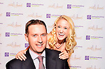 Dan Oconnor and Pam Otterson at Making Headway Foundation's  Holly's Angels gala at Cipriani in New York City.