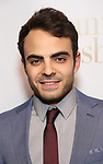 """Austin Reed Aleman during the Opening Night Celebration for """"Daniel's Husband"""" at the West Bank on October 28, 2018 in New York City."""