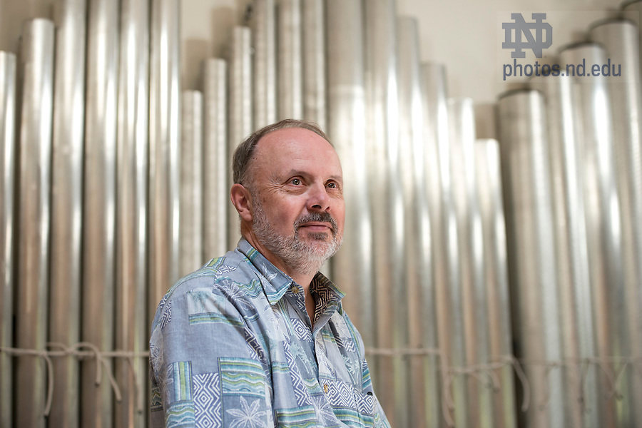 """January 12, 2016; Fritts sees organ building as a mission to keep alive and further an art form that has been with us for centuries. It's a privilege, he says, to go to Europe and study organs still in use, some with parts that date to the 1400s. """"To experience the musicality and the unique, handmade quality of those instruments . . . you want to create with the same kind of magic. And that's really a big part of what motivates me."""""""