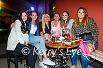 Enjoying the evening in Turners Bar on Sunday, l to r: Deirdre Hogan, Drid Stack, Maggie Hand, Fiona McGillicuddy, Megan O'Brien and Alina Buckley.
