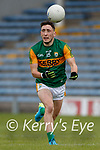 Paudie Clifford, Kerry during the Allianz Football League Division 1 South between Kerry and Dublin at Semple Stadium, Thurles on Sunday.
