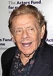 Jerry Stiller.attending the Actors Fund Gala honoring Harry Belafonte, Jerry Stiller, Anne Meara & David Steiner at the Mariott Marquis Hotel in New York City on 5/21/12