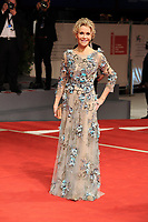 U.S. actress Jane Fonda poses on the red carpet for the screening of the movie 'Our Souls At Night' at the 74th Venice Film Festival, Venice Lido, September 1, 2017. <br /> UPDATE IMAGES PRESS/Marilla Sicilia<br /> <br /> *** ONLY FRANCE AND GERMANY SALES ***