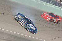 HOMESTEAD, FL - NOVEMBER 19, 2006:   Kurt Bush, at the NASCAR Nextel Cup Series Ford 400, on November 19, 2006 at Homestead-Miami Speedway in Homestead, Florida<br /> <br /> <br /> People:  Kurt Bush