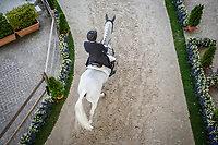 NZL-Clarke Johnstone rides Balmoral Sensation during the DHL-Preis CICO3* Eventing Dressage. Interim-11th. 2018 GER-Weltfest des Pferdesports CHIO Aachen. Friday 20 July. Copyright Photo: Libby Law Photography