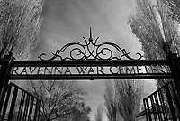 cimiteri della seconda guerra mondiale in Italia