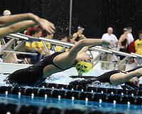 2010 Women's Big Ten S&D Champs, Day 4 Prelims Mich