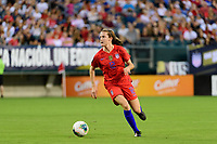 PHILADELPHIA, PA - AUGUST 29: Tierna Davidson #12 of the United States during a game between Portugal and USWNT at Lincoln Financial Field on August 29, 2019 in Philadelphia, PA.