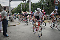 Stijn Devolder (BEL/Trek-Segafredo)<br /> <br /> 12th Eneco Tour 2016 (UCI World Tour)<br /> Stage 7: Bornem › Geraardsbergen (198km)