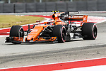 Stoffel Vandoome of Belguim (2) in action before the Formula 1 United States Grand Prix race at the Circuit of the Americas race track in Austin,Texas.
