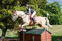 NZL-Jemma Atherleigh rides Mahachi Gold Bullion. 2021 NZL-Clevedon Horse Trial. Sunday 17 January. Copyright Photo: Libby Law Photography