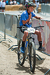 A youth competitor watches the amature races during the Epic Rides' Inaugural Carson City Off-Road event on Saturday, June 18, 2016 in Carson City, Nev.<br /> Photo by Kevin Clifford/Nevada Photo Source