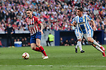 Atletico de Madrid's Saul Niguez during La Liga match between Atletico de Madrid and CD Leganes at Wanda Metropolitano stadium in Madrid, Spain. March 09, 2019. (ALTERPHOTOS/A. Perez Meca)