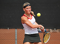 August 6, 2014, Netherlands, Rotterdam, TV Victoria, Tennis, National Junior Championships, NJK,  Suzan Lamens (NED)<br /> Photo: Tennisimages/Henk Koster