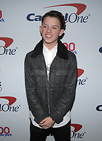 NEW YORK, NY - DECEMBER 8: Jacob Sartorius at Z100's Jingle Ball 2017 at Madison Square Garden in New York City, Credit: John Palmer/MediaPunch /nortephoto.com NORTEPHOTOMEXICO